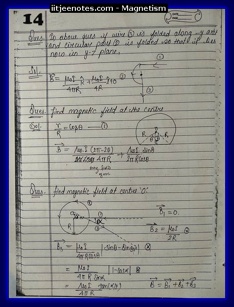 Magnetism Notes 4