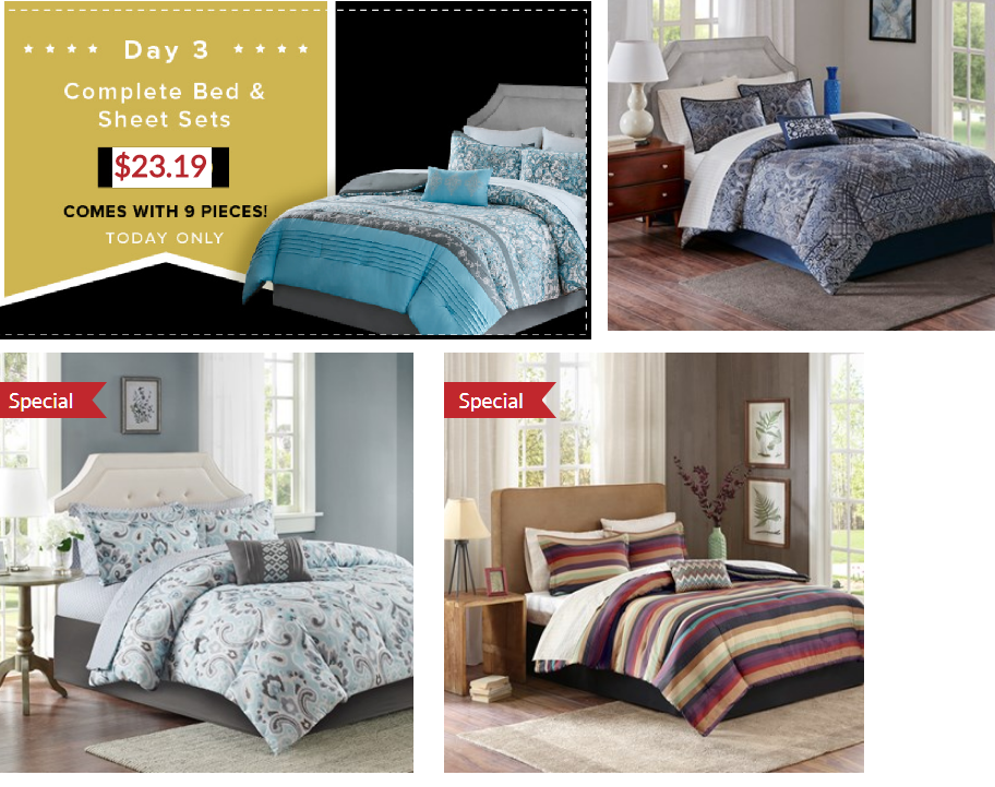 Fresh Designer Living Piece Comforter and Cotton Sheet Sets Shipping or Free Shipping With Oder Sizes Full Twin or Queen available