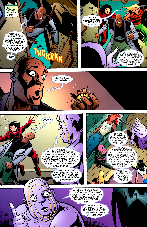 Read online Aquaman: Sword of Atlantis comic -  Issue #57 - 9