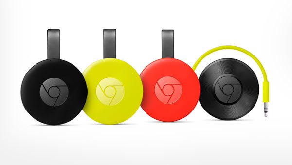 Chromecast and Chromecast Audio