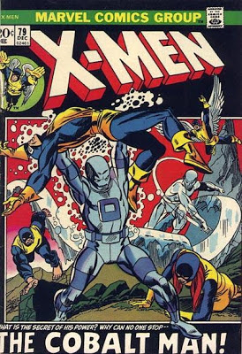 X-Men #79, Cobalt Man