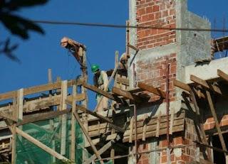 Técnico de Segurança do Trabalho,Bombeiro e Pedreiros