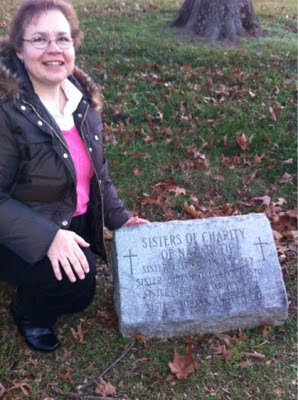 Visiting the Graves of SCNs in St. Louis, Missouri