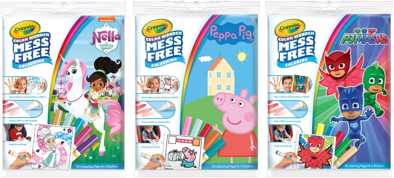NickALive!: Crayola To Launch \'Nella The Princess Knight\' Branded ...