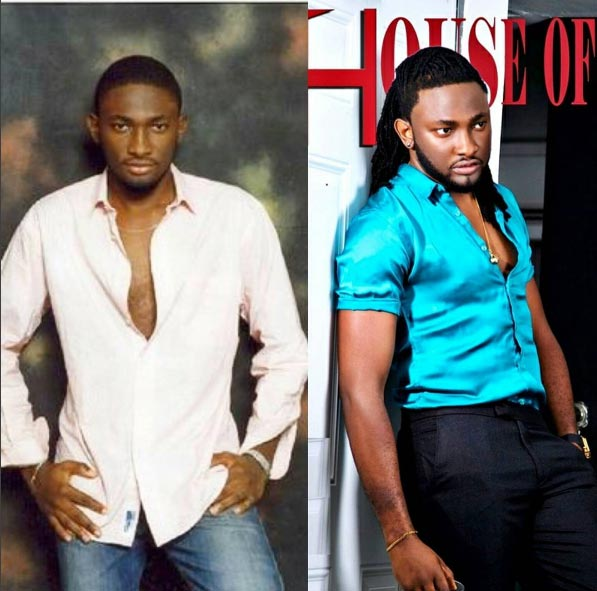 Check out this throwback photo of Uti Nwachukwu