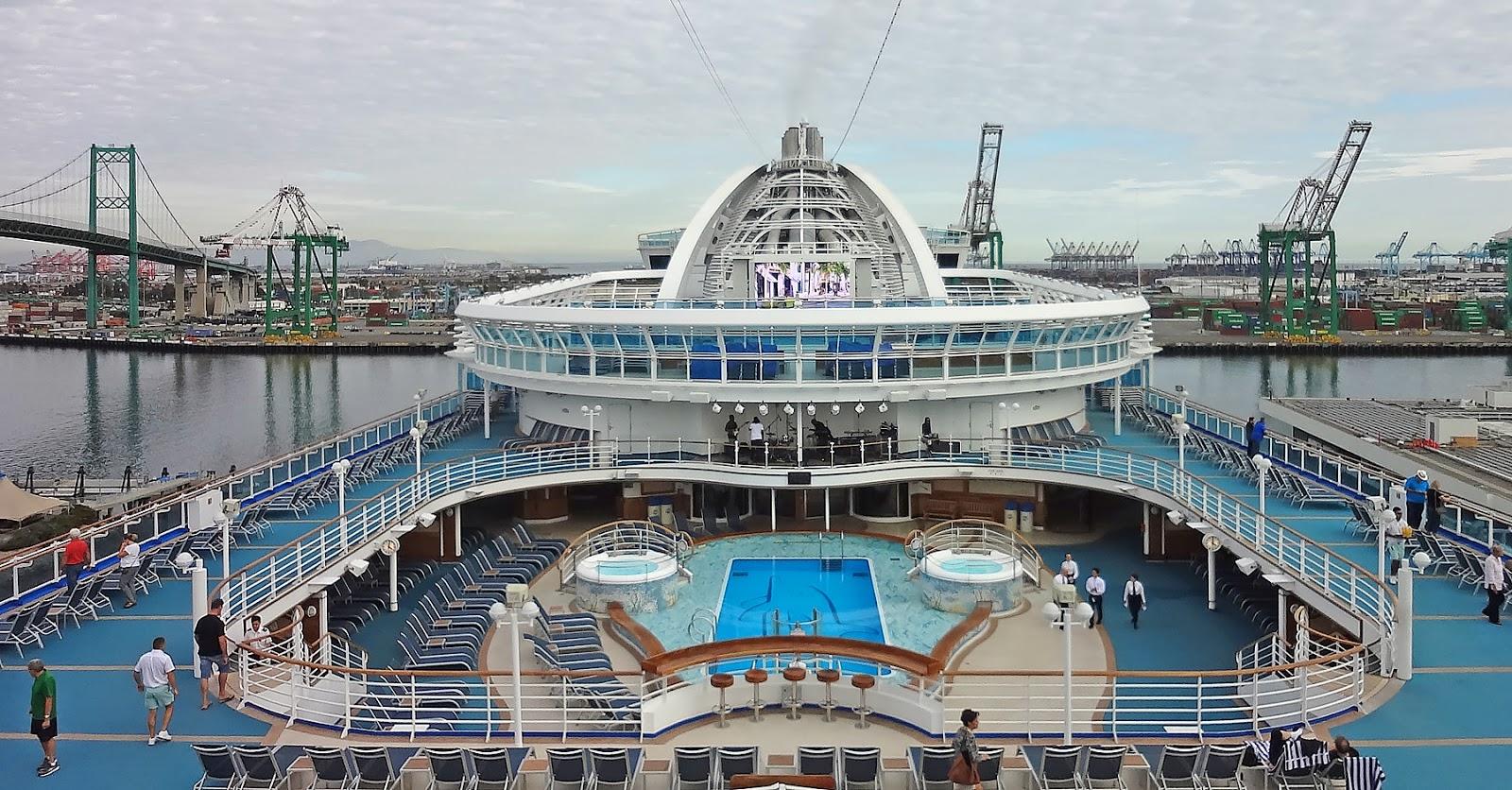 My Cruise Ship Experiences Ruby Princess November 2016
