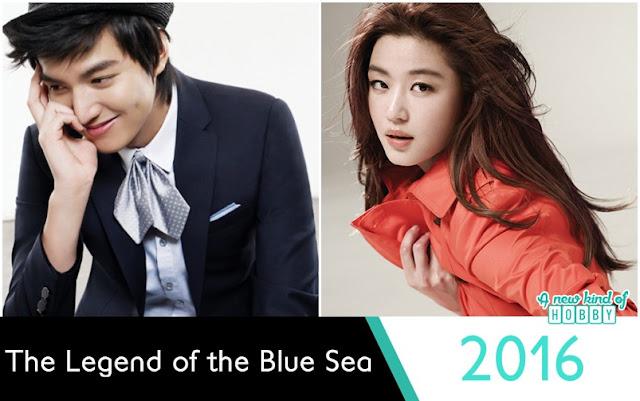 The Legend of The Blue Sea Starting Lee Min Ho & Jun Ji Hyun - KDrama 2016 sbs
