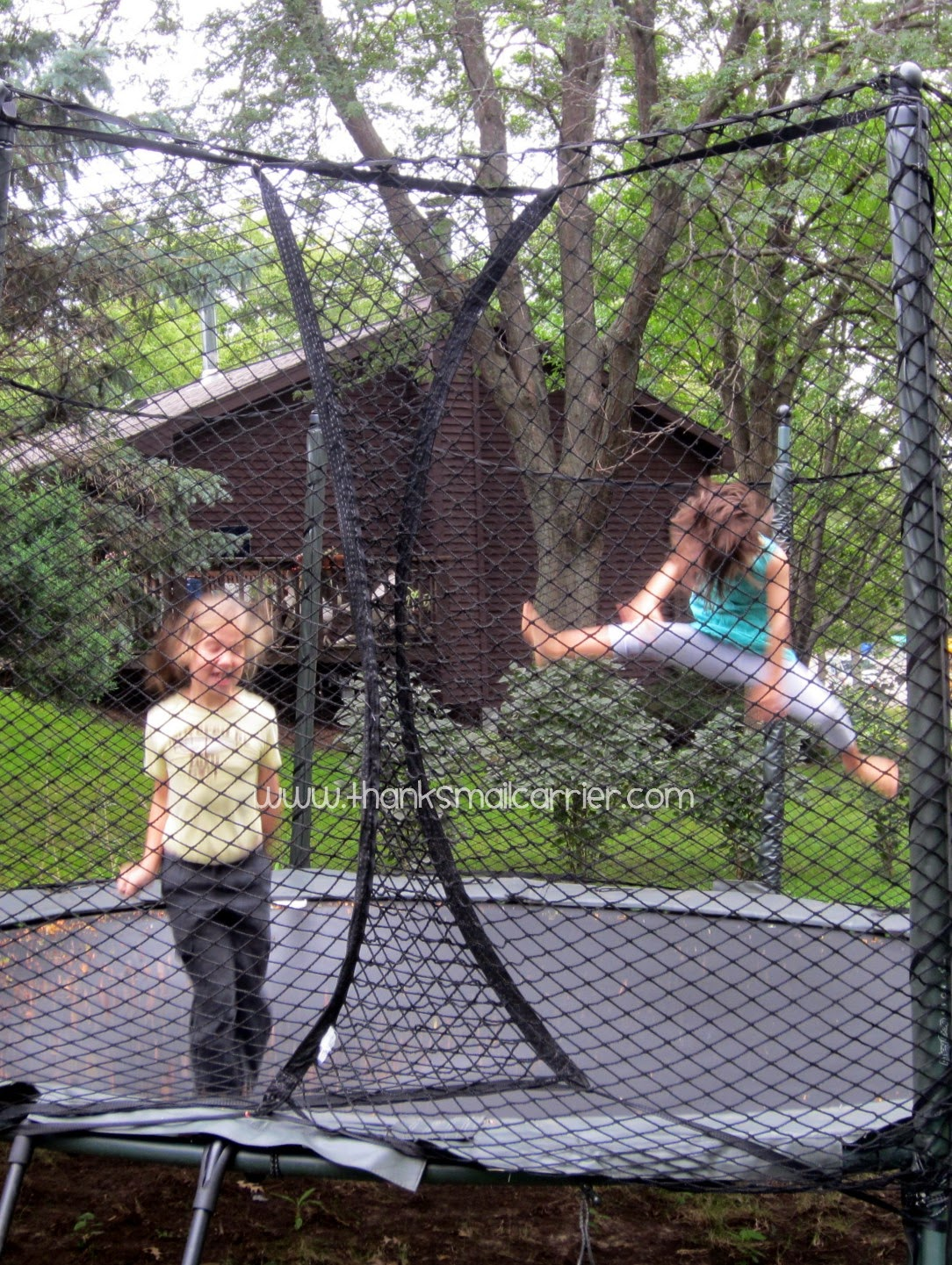 Thanks, Mail Carrier: Motivating Kids to Be Active with