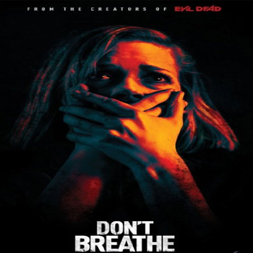 Don't Breathe Poster Film