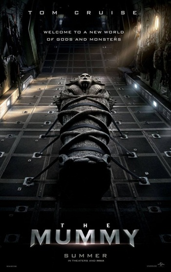 The Mummy 2017 English Movie Download