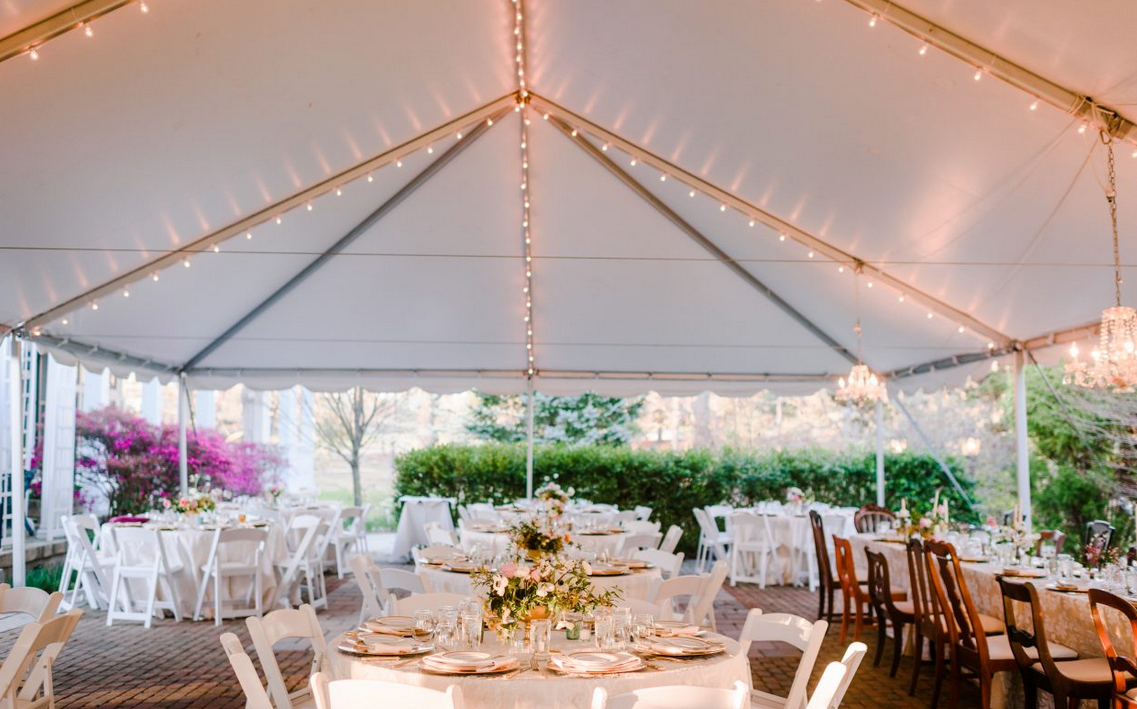Lewis Ginter Botanical Gardens Wedding Venue