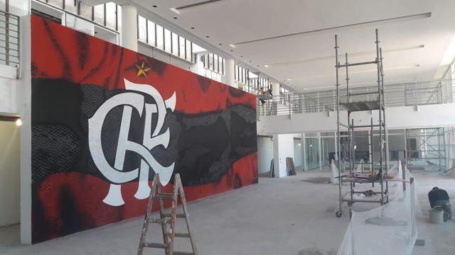 Inauguração do novo CT do Flamengo será dia 29 de novembro ... 89e41718584a4