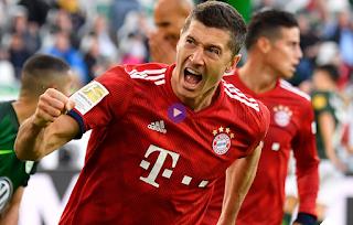 فيديو : بايرن يفوز على فولفسبورغ 3-1 فى الدوري الألماني الدرجة الأولى