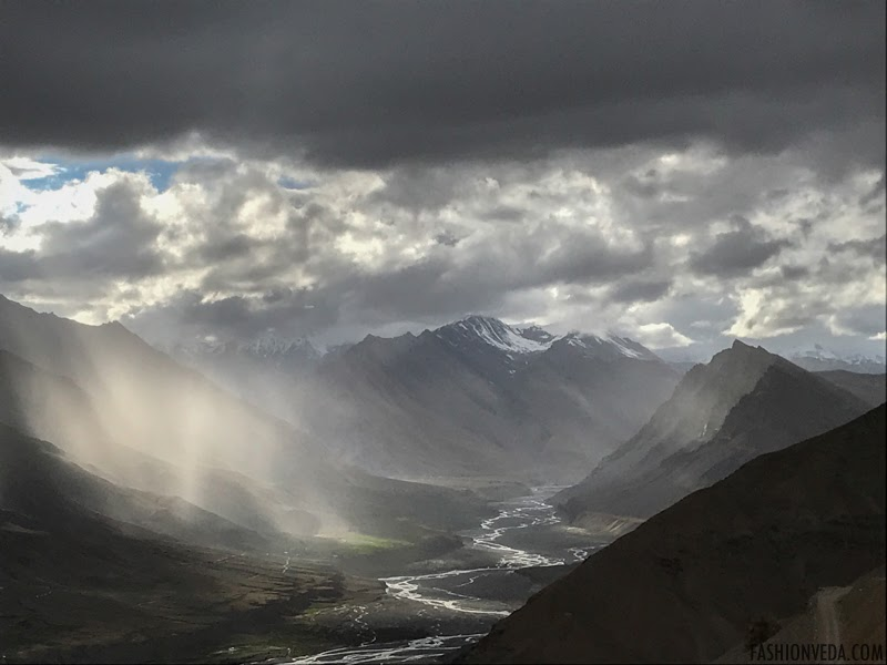 The inspiring mountains are still alive - Spiti Valley.