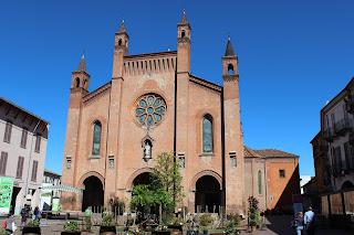 Alba's San Lorenzo cathedral