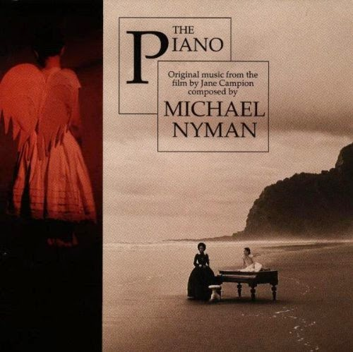 The piano, Mychael Nyman