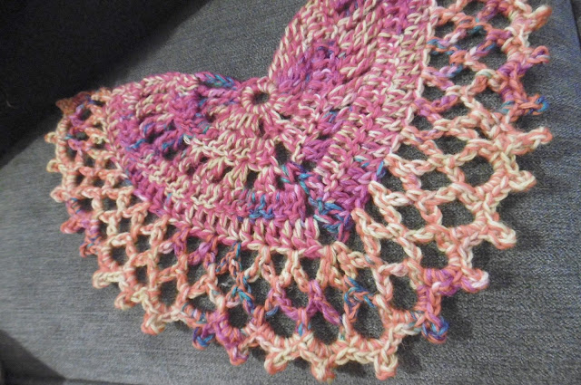 Susan Pinner Angel Wings Shawl Pattern Part 2