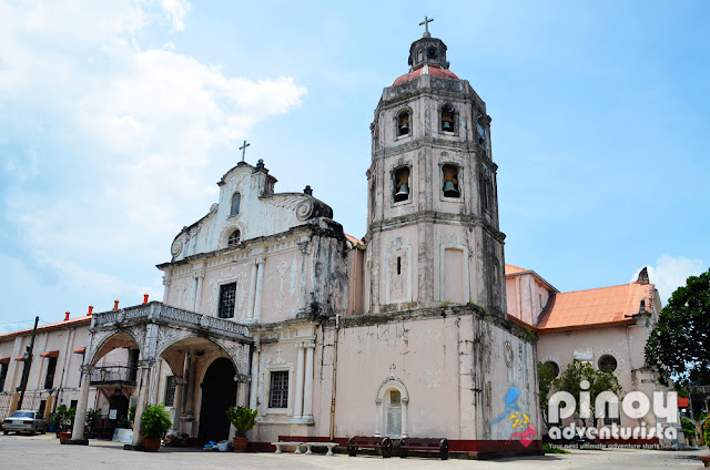 Churches in Pampanga
