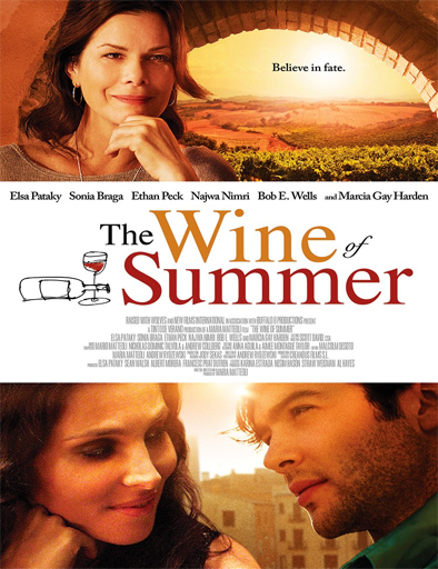 Ver The Wine of Summer (2013) Online