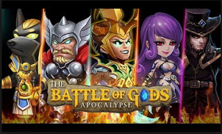 The Battle of Gods Apocalypse APK MOD High HP