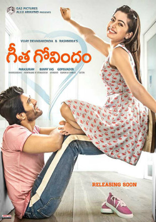 Geetha Govindam 2018 Hindi Dubbed Movie Download HDRip 720p