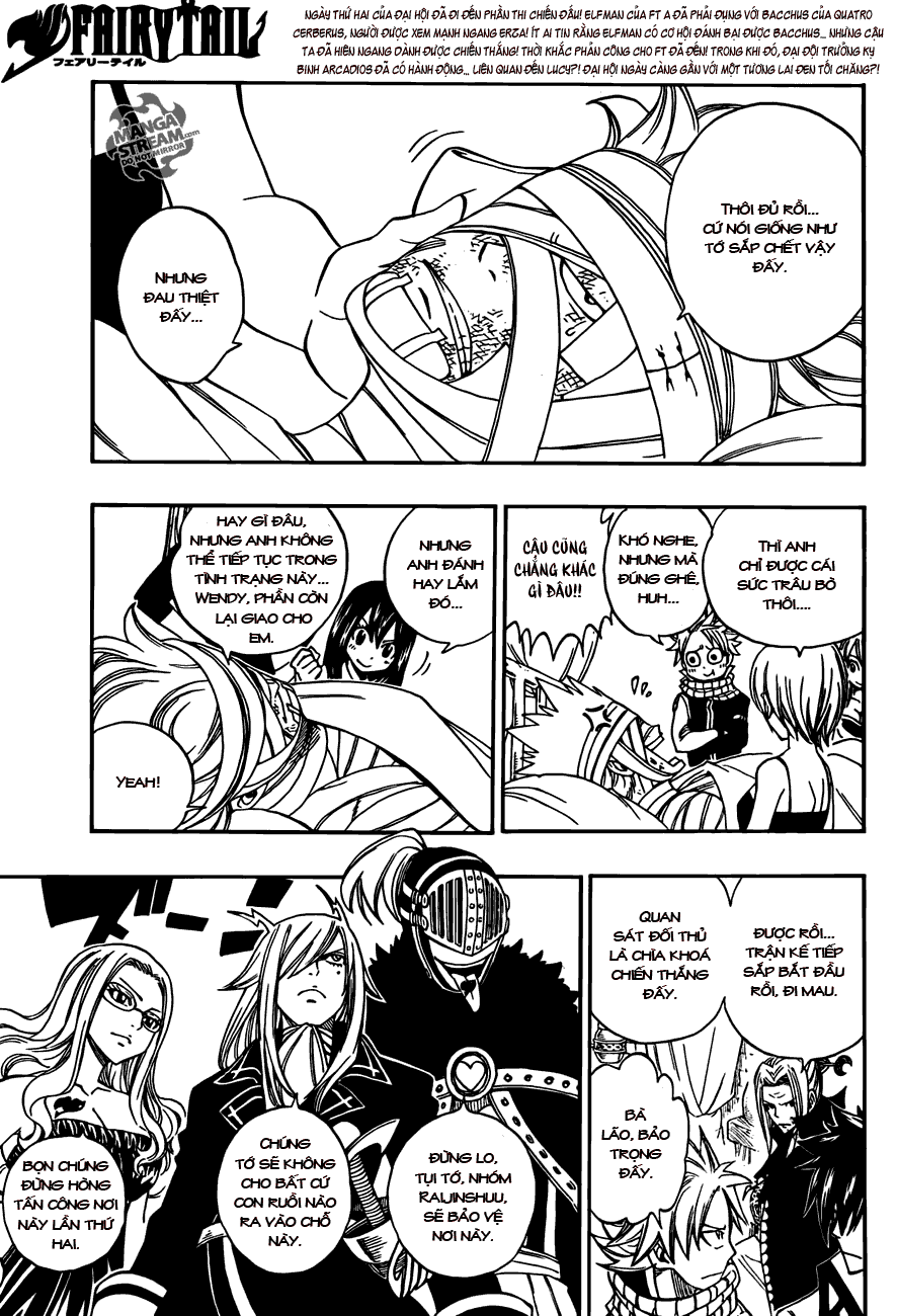 Fairy Tail chap 279 trang 3