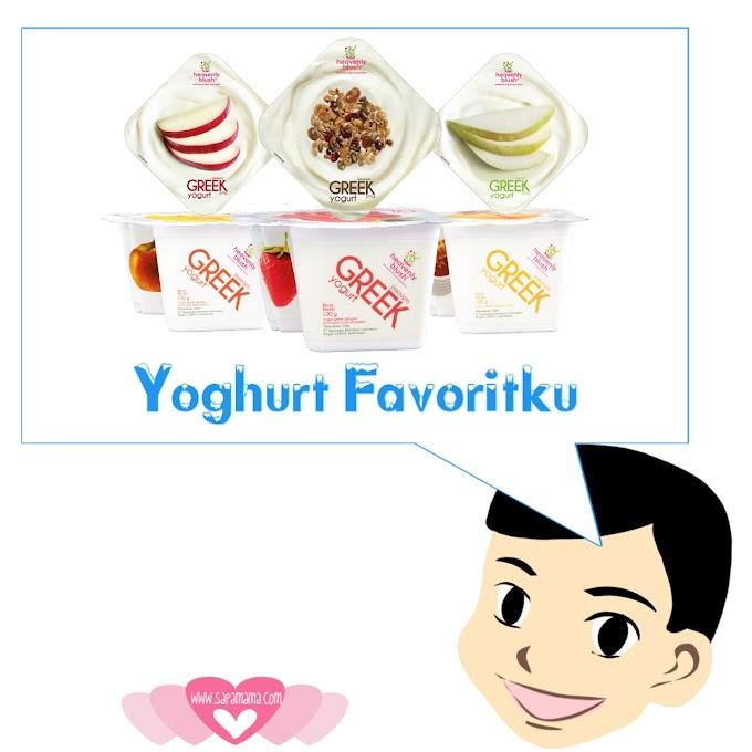 Berjuta Manfaat Heavenly Blush Yogurt, Sehat dan Lezat