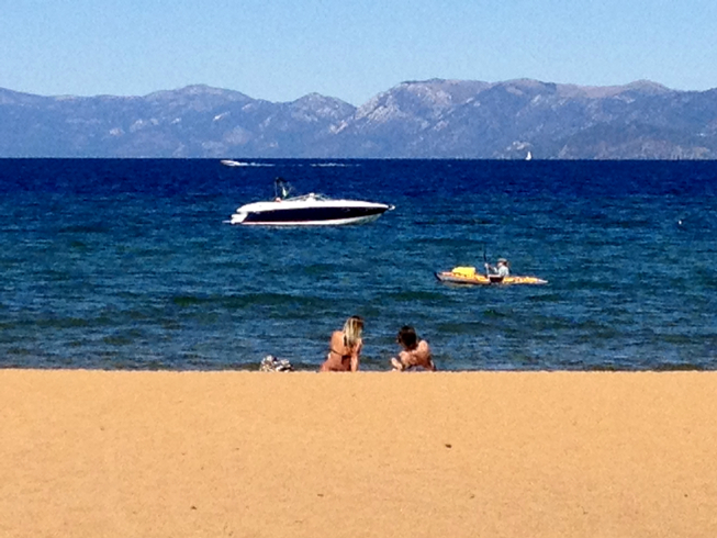 As The Bulk Of Tourists Return Home In September Tahoe S Beaches Become Even More Attractive By Several Measures Baldwin Beach May Be