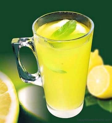 مشروب طبيعى للتخلص الدهون الزائدة