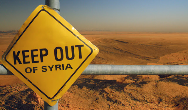 Why the West needs to stay out of Syria