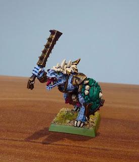 Warhammer Fantasy Battle - Lizardmen