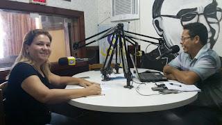 Secretária de Assistência Social fala sobre Colônia de Férias 2017 em Picuí