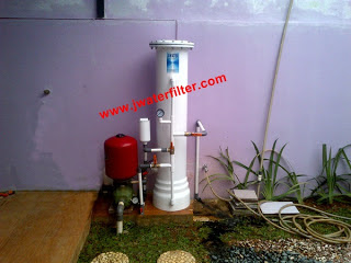 filter air serpong garden cisauk