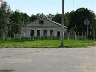 Заброшенный дом в Рубежевичах