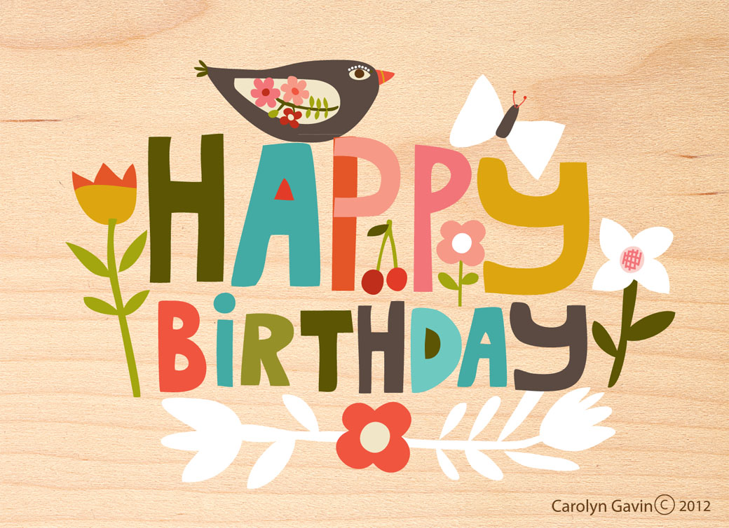 tsuruta designs happy birthday katie