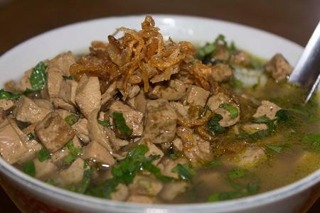 Cara Membuat Bakmoy Kuah Ayam