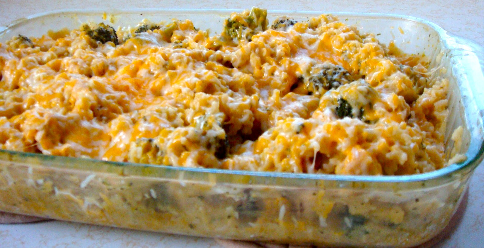 Chicken Broccoli Rice Casserole With Chicken Broth