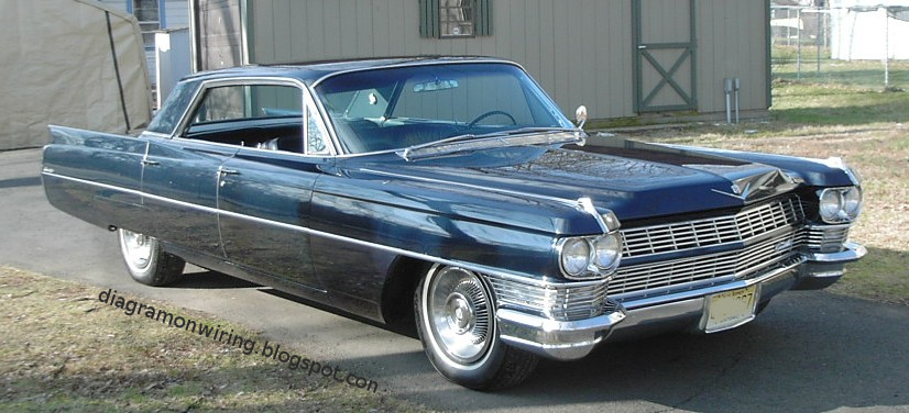 Cadillac 1964 Windows Wiring Diagram | All about Wiring Diagrams
