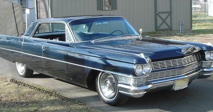 1964 Cadillac Deville Wiring Diagrams On Cadillac Wiring Diagrams