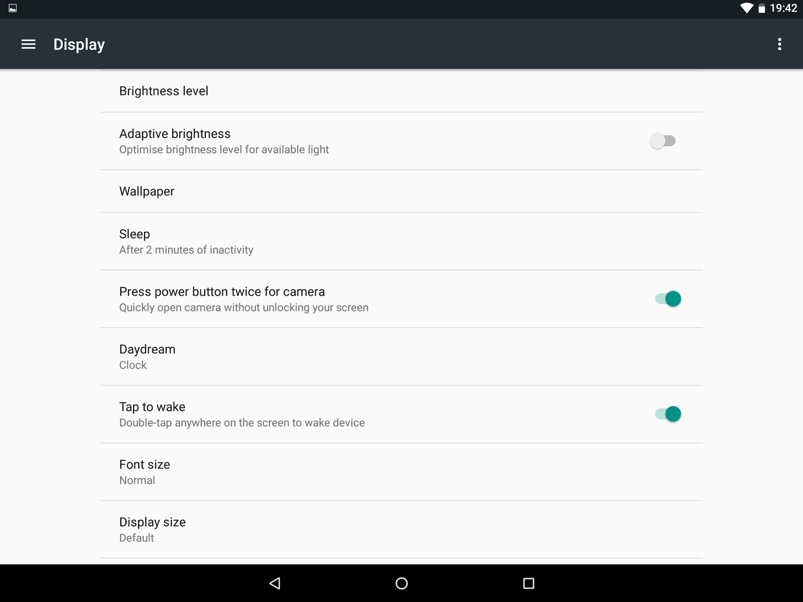 DPI settings and Android N | Mike's Tech Life
