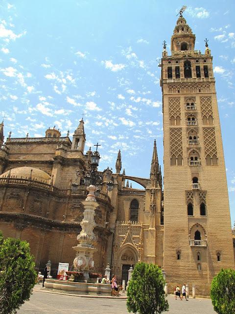 Sevilla - Katedralen