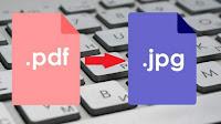 Come Convertire PDF in immagini JPG
