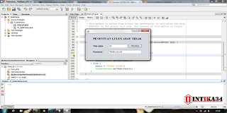 netbeans, if, then, else, tutorial, belajar netbeans