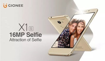 Gionee X1s Full Phone Specifications And Feature