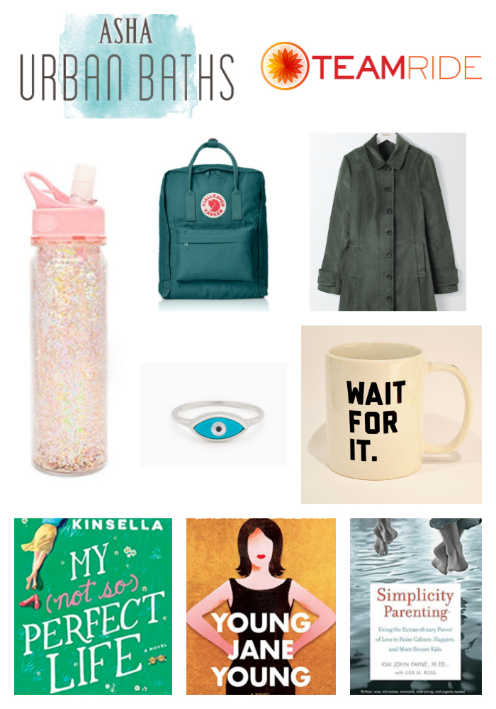 Holiday Gift Guide: Mom/Wife