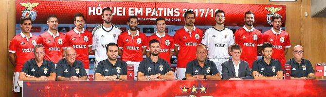 Benfica Hóquei Patins Masculino