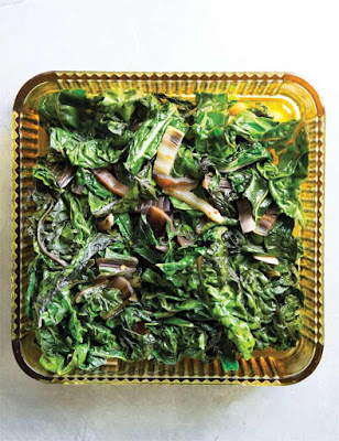 Easy and Healthy: Aromatic Braised Chard and Kale Recipe