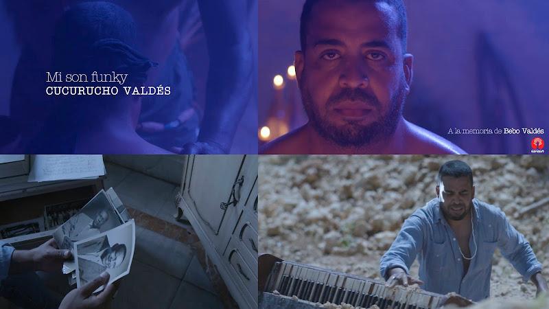 Cucurucho Valdés - ¨Mi son funky¨ - Videoclip - Dirección: Asiel Babastro. Portal del Vídeo Clip Cubano