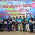 Dumai Motori KOBDARGAB se Sumatra Ke 2 Dan Ulang Tahun AXS Dumai ke 3