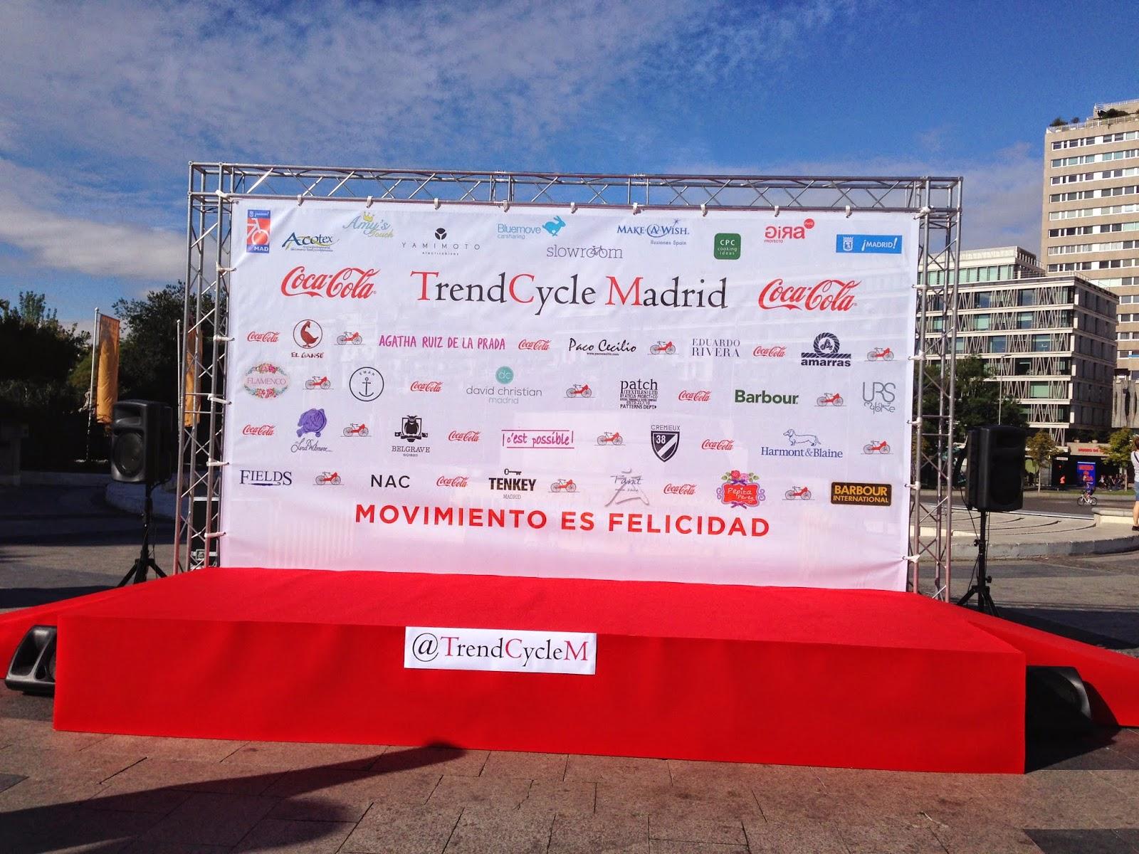 TrendCycle Madrid 2014 - Foto: Amaya Barriuso